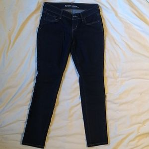 Old Navy Original Fit Mid-Rise Skinny Jeans 2S